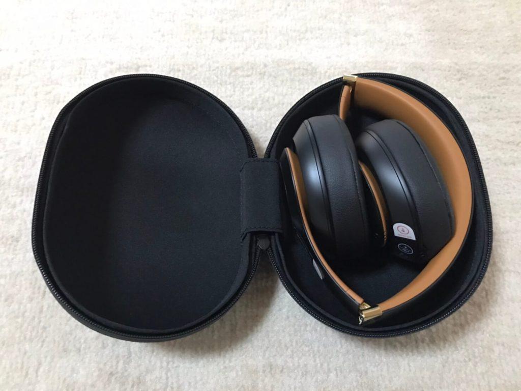 beats studio3 wirelessの開封