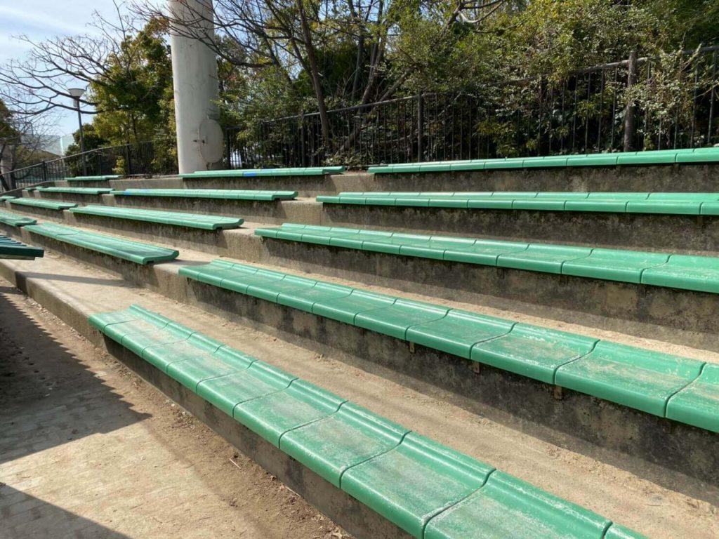 ハルヒの聖地 中央運動公園野球場2
